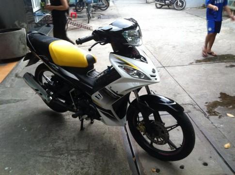 Yamaha Exciter 1 càng 2008, xe đẹp, bstp, chính chủ
