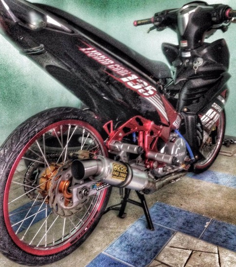 Yamaha Exciter 135cc phiên bản chào ngày mới