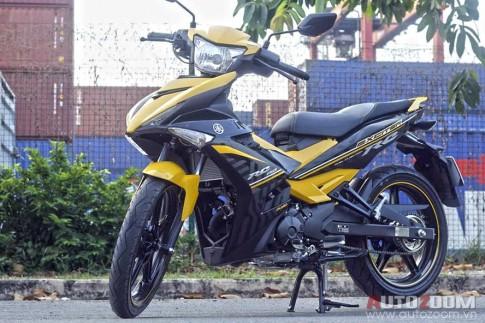 Yamaha Exciter 150 Khoe dáng cùng nắng nhẹ Sài Gòn