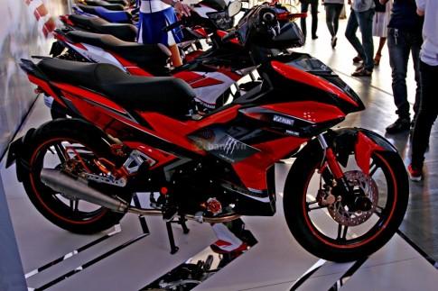 Yamaha Exciter 150 lot xac hoan toan tai Sai Gon