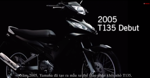 Yamaha Exciter 150 Qua trinh phat trien (Phan 1)