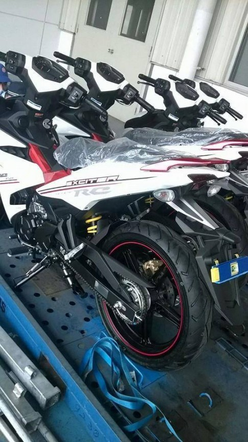Yamaha Exciter 150 ve Dai Ly