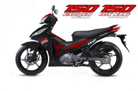 Yamaha Exciter 2015 150cc va ngay ra mat chinh thuc