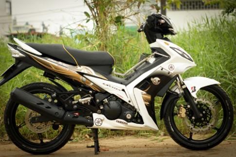 Yamaha Exciter do theo phong cach X1R cuc dep !!