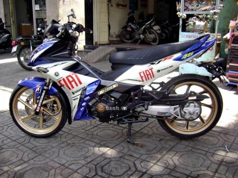 Yamaha Exciter lên full X1R.