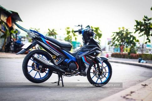 Yamaha exciter phiên bản BMW MPerformance s135rr