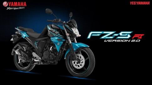 Yamaha FZ FI 2.0 sắp ra mắt.