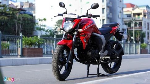 Yamaha Fz-S V2.0: Chay thu Nakedbike co nho