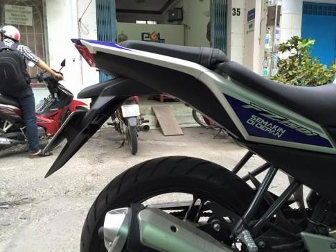 Yamaha Fz150i độ đuôi rất hợp và thể thao