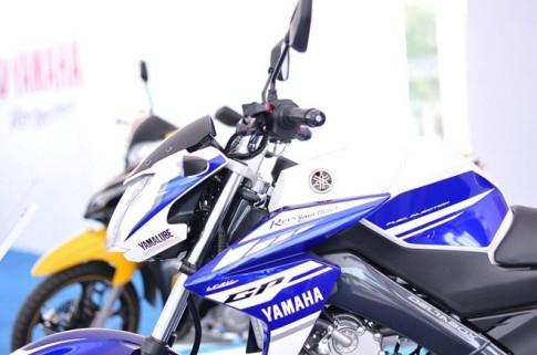 Yamaha FZ150i GP 2014 vừa được lên kệ với giá 68,9 triệu đồng