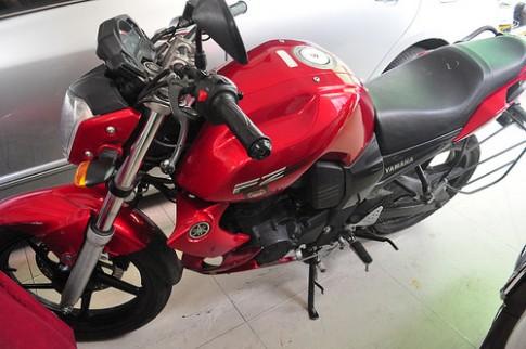 YAMAHA FZ16 153cc nhập Ấn Độ chính ngạch 2012