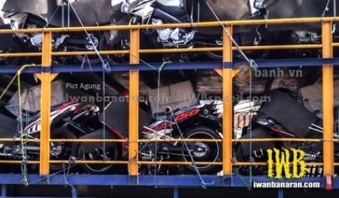 Yamaha Jupiter Mx King 150 Bất ngờ xuất hiện hàng loạt tem mới