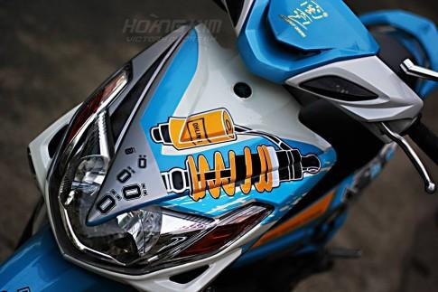 Yamaha Luvias 125 phien ban Ohlins