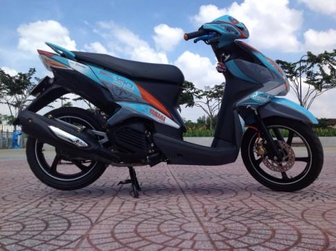 Yamaha Luvias cung ban do ca tinh