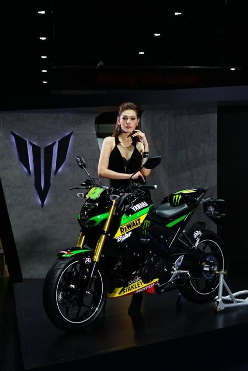 Yamaha M-Slaz 2016 tiep tuc tung ra ban Monster Tech 3