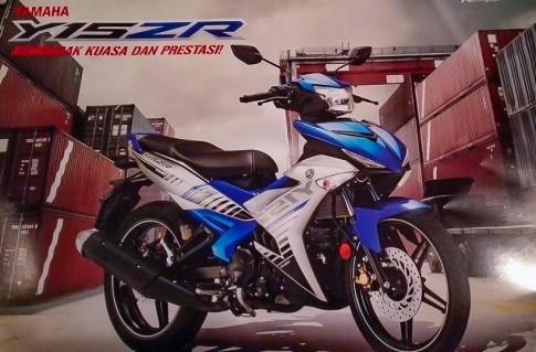Yamaha Malaysia ra mắt Y15ZR 2015
