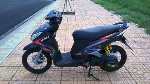 Yamaha mio 125 phien ban nham manh me