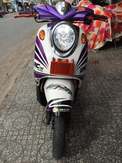 Yamaha mio classico do ket nhot lam mat
