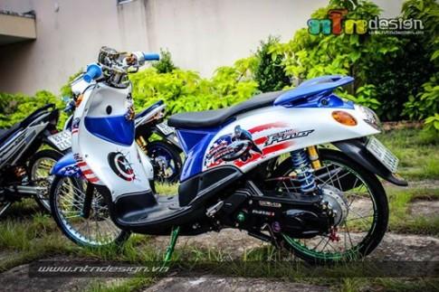 Yamaha mio classico nhung con xe dam chat thailan