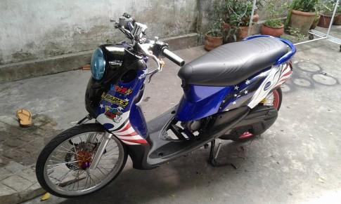 Yamaha mio classico phien ban do thailan