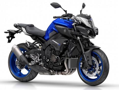 Yamaha MT-10 Dòng nakedbike R1 vừa được giới thiệu