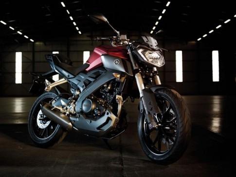 Yamaha MT-125 mẫu nakedbike phân khối nhỏ vừa được ra mắt