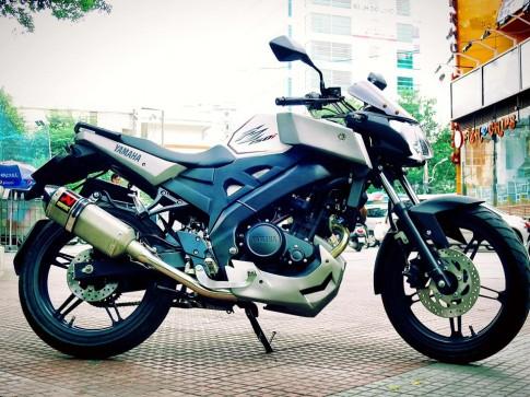 Yamaha MT125 được độ từ FZ150i tại Việt Nam