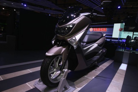 Yamaha NMax 125 xuất hiện tại Tokyo Motor Show
