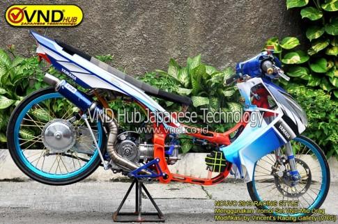 Yamaha Nouvo do Drag