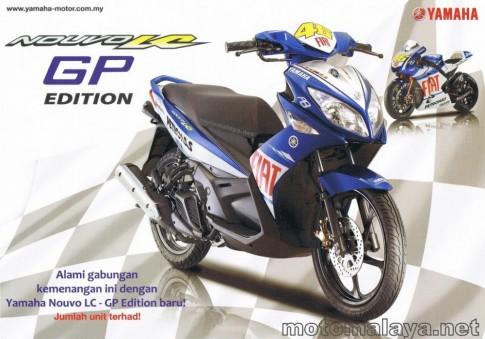 Yamaha Nouvo LC 135 - GP Edition Malaysia