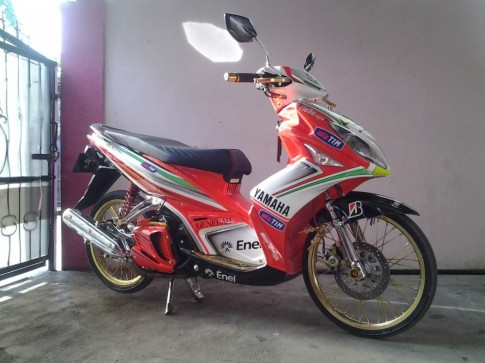 Yamaha Nouvo LX Elegance Rossi