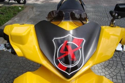 Yamaha Nouvo LX sinh to xoai