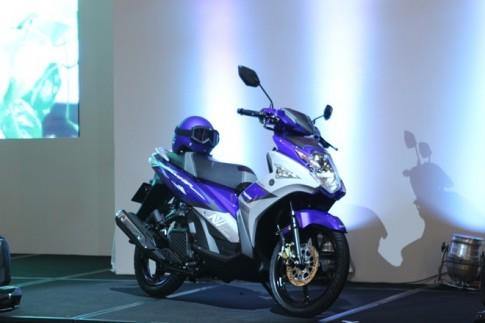 Yamaha Nouvo SX 2015 ra mat, gia tu 34 cu tro len