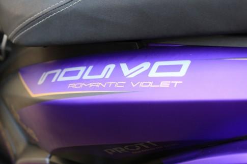 Yamaha Nouvo SX - Romantic Violet