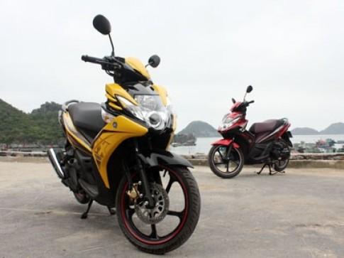 Yamaha Nouvo SX/RC 125cc.