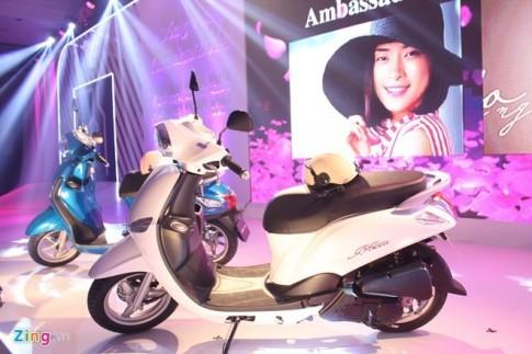 Yamaha Nozza Grande ở Ấn Độ có giá rẻ hơn một nửa so với Việt Nam
