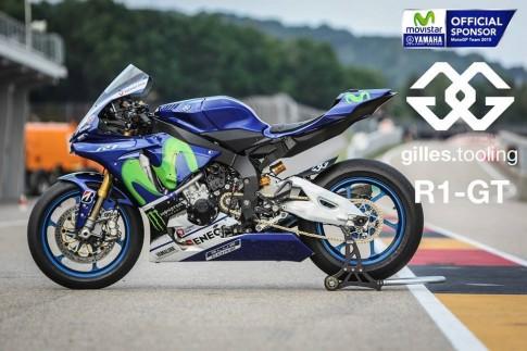 Yamaha R1 - GT Phien ban dua den tu Yamaha Indonesia