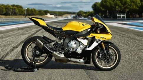 Yamaha R1 phiên bản 60 năm sẽ về Việt Nam với giá 642 triệu đồng