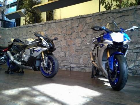 Yamaha R1S phien ban dac biet cua R1 su dung gap don