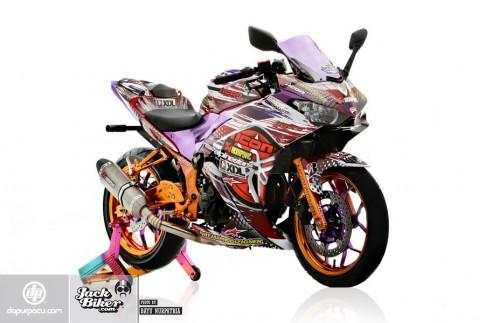 Yamaha R25 phien ban do sac so cua chiec sportbike co nho