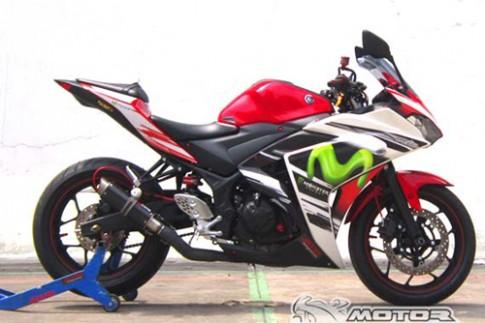Yamaha R25 phong cách của MotoGP