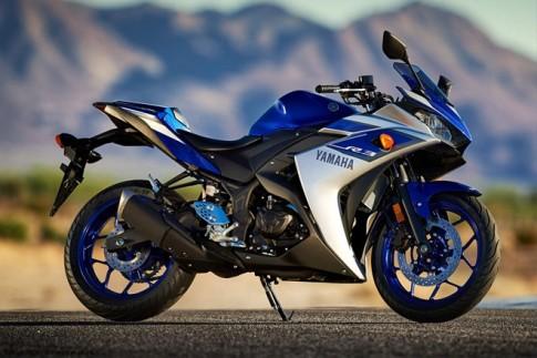 """Yamaha R3 nhận lệnh triệu hồi đầu tiên liên quan đến """"chảng 3"""""""