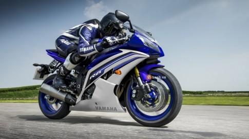 "Yamaha R6 2016 tiep tuc ""trung thanh"" voi thiet ke cu"
