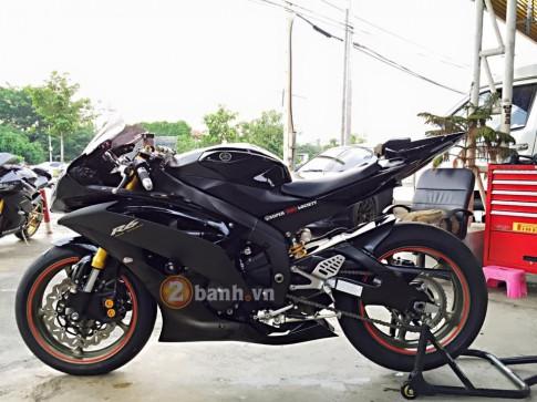 Yamaha R6 do don gian ma phong cach cua dan choi Thai