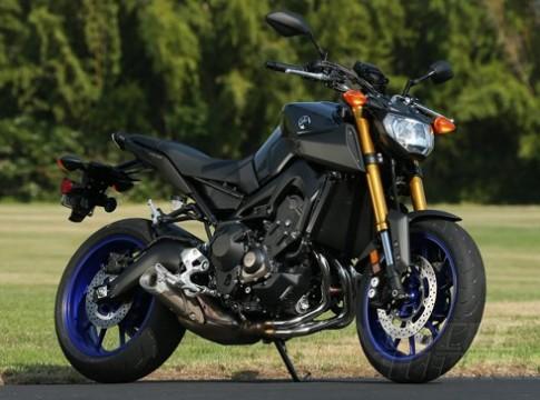 Yamaha ra mắt mẫu xe FZ-09 mới