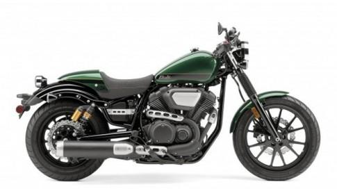 Yamaha ra mat mot loat dong xe Cruiser gia re nham canh tranh voi Harley-Davidson