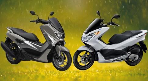 Yamaha ra mắt xe tay ga mới vào T8/2015 - liệu có phải NMAX 150 ?