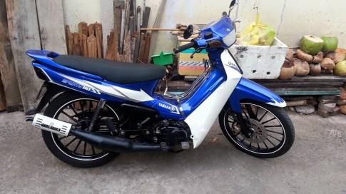 Yamaha Sport SS110 cam đoan giết Exciter trong 3 nốt nhạc