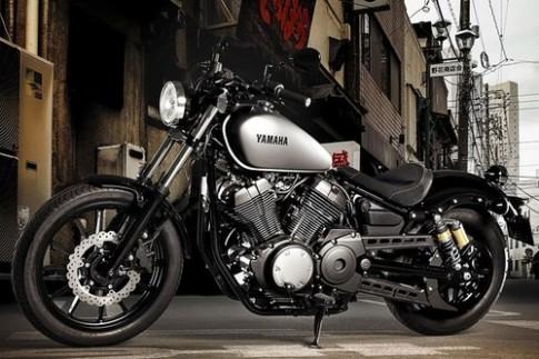 Yamaha trinh lang bo doi VX950 va VX950R