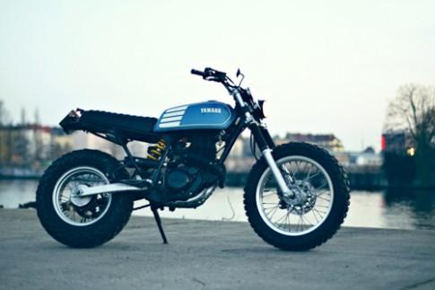 Yamaha TW125 chàng tý hon cá tính